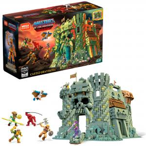 Mega Construx Masters of the Universe Castle Grayskull GGJ67, Building Toy for Collectors (3500+ Pieces)