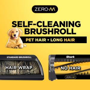 Shark® Rocket® Pet Corded Stick Vacuum with Self-Cleaning Brushroll, ZS350