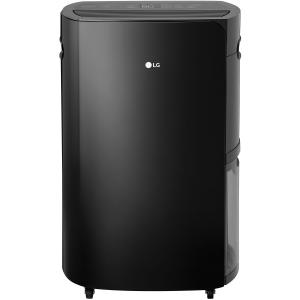 LG PuriCare 2019 Energy Star 50-Pint Dehumidifier with Pump and Wi-Fi in Black