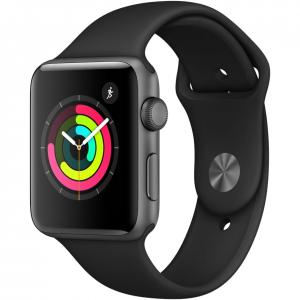 Apple Watch Series 3 GPS – 42mm – Sport Band – Aluminum Case
