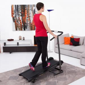 FITNESS REALITY TR1000 Manual Treadmill with 2 Level Incline