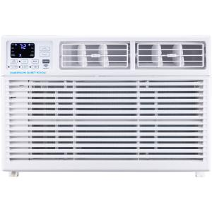 Emerson Quiet Kool SMART 15,000 BTU 115V Window Air Conditioner with Remote, Wi-Fi, and Voice Control