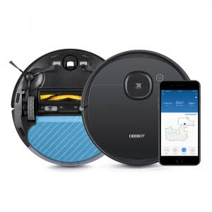 ECOVACS DEEBOT OZMO 950 Robot Vacuum Cleaner and Mop with WiFi & App