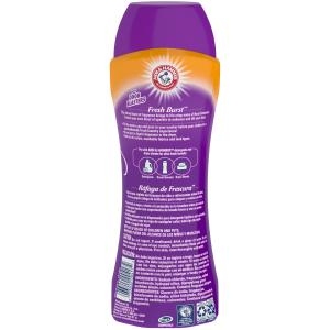 Arm & Hammer Clean Scentsations In-Wash Scent Booster – Odor Blaster, 24 oz
