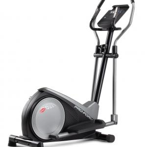 ProForm Cadence LE Rear-Drive Elliptical with LCD Display Window, Compatible with iFit Personal Training