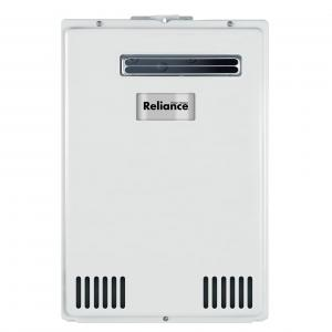 Reliance TS140-GEH 120,000 BTU Natural Gas Outdoor Tankless Gas Water Heater