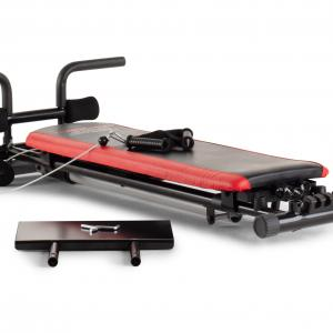 Weider Ultimate Body Works Bench with Adjustable Resistance for Total Body Exercise