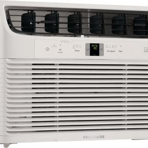 Frigidaire Gallery Energy Star 10,000 BTU 115V Cool Connect Smart Window Air Conditioner with Wi-Fi Control, White
