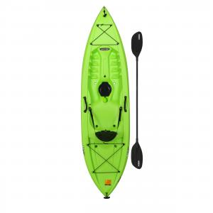 Lifetime Tahoma 10 ft Sit-on-top Kayak (Paddle Included), Green 90816