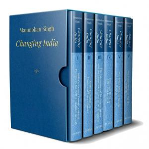 Changing India (Hardcover)