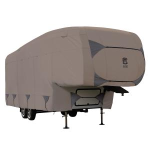 Classic Accessories Encompass 5th Wheel Trailer Cover, 41-44 ft 5th Wheels
