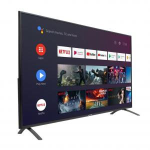 Sceptre 50″ Class TV (2160p) Android Smart 4K LED TV with Google Assistant (A518CV-U)