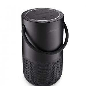 Bose Portable Smart Speaker – Wireless Bluetooth Speaker With Voice Control Built-in, Black