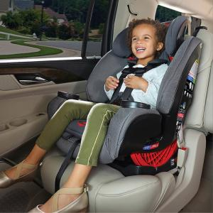 Britax One4Life ClickTight All-in-One Car Seat, Eclipse Black