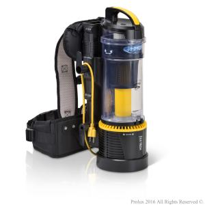 Prolux 2.0 Commercial Bagless Backpack Vacuum Commercial Power Nozzle Kit