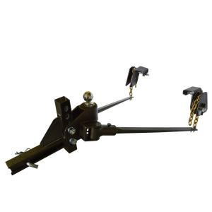 Blue Ox BXW2000 SwayPro Weight Distribution Hitch: 2 1/2″ Shank: 2,000 lb Tongue