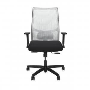HON Ignition 2.0 Mesh Back Task Chair, in Grey/Black