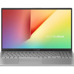 Asus VivoBook S512 S15 15.6″ Laptop – Intel Core i7-10510U – 16GB – 256 GB SSD + 1 TB HDD – NVIDIA GeForce MX250 – Windows 10 Home – Silver-Metal