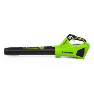 Greenworks 40V Performance Jet Blower 2.5Ah Battery and Quick Charger Included 2411902