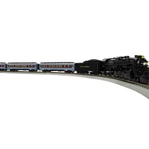 Lionel HO Scale The Polar Express Electric Model Train Set with Remote and Bluetooth Capability