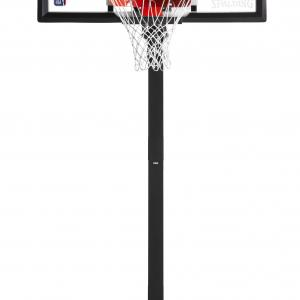 Spalding 54″ Acrylic In-Ground Basketball Hoop System