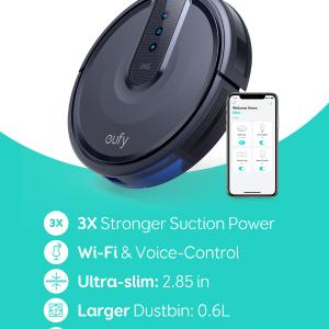 Anker eufy RoboVac 25C Wi-Fi Connected Robot Vacuum