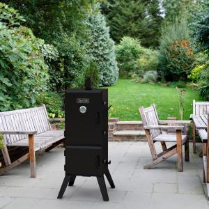 Dyna-Glo 36″ Vertical Charcoal Smoker