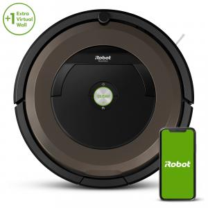 iRobot® Roomba® 890 Wi-Fi® Connected Robot Vacuum Bundle With Virtual Wall