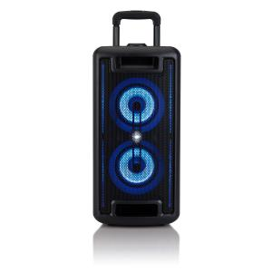 onn. Large Party Speaker with LED Lighting