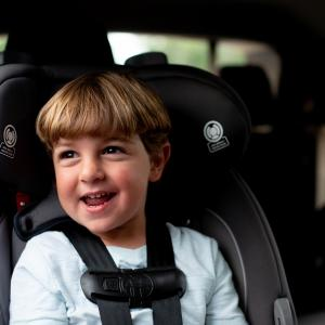 Safety 1st Adjust 'n Go All-in-1 Convertible Car Seat, Chili Pepper III