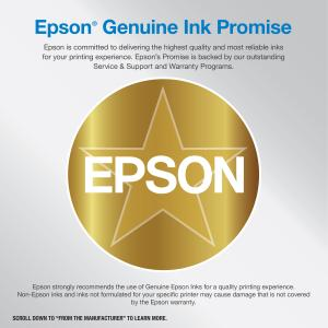Epson EcoTank Pro ET-5850 Wireless Color All-in-One Supertank Printer with Scanner, Copier, Fax and Ethernet