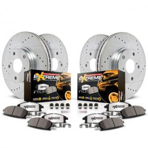 Power Stop Front and Rear Z36 Truck & Tow Brake Kit K2798-36