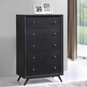 Modway Tracy Five-Drawer Wood Chest, Multiple Colors