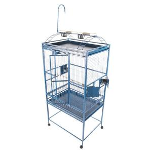 A and E Cage Co. Large Playtop Cage-Sand