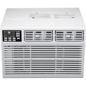Whirlpool Energy Star 24,000 BTU 230V Window-Mounted Air Conditioner with Heat