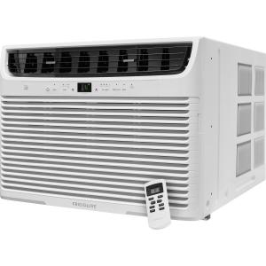 Frigidaire 18,000 BTU 230V Window-Mounted Median Air Conditioner with Temperature Sensing Remote Control