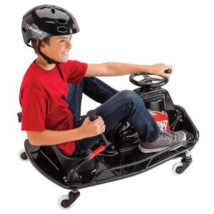 Razor Deluxe Crazy Cart – Drifting Go Cart For Ages 9 and Up