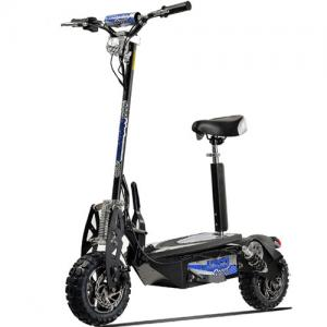 UberScoot 1600W 48V Stand Up Electric Scooter with Seat