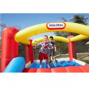 Little Tikes Jump 'n Slide Inflatable Bounce House