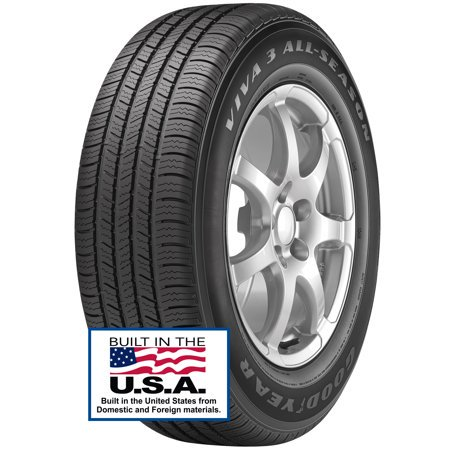 Goodyear Viva 3 All-Season Tire 235/45R18 94V SL TL