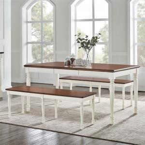 Crosley Furniture Shelby 3 Piece Dining Set