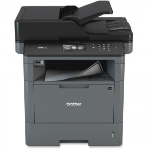 Brother Monochrome Laser Multifunction All-in-One Printer, MFC-L5700DW, Flexible Network Connectivity, Mobile Printing & Scanning, Duplex Printing