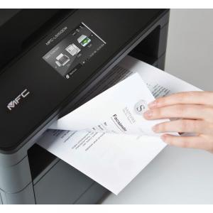 Brother Monochrome Laser Printer, Multifunction Printer, All-in-One Printer, MFC-L5900DW, Wireless Networking, Mobile Printing & Scanning, Duplex Print, Copy & Scan