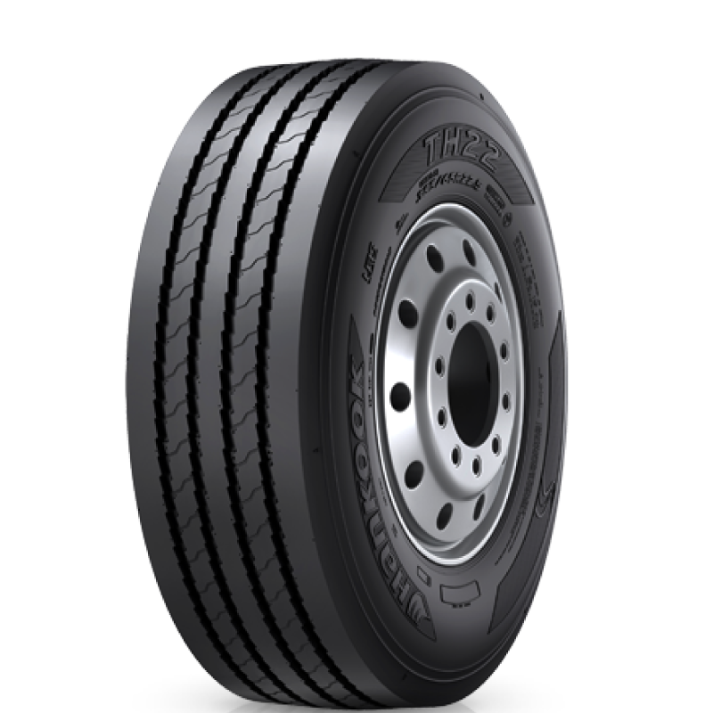Hankook TH22 235/75R17.5 143/141 J Trailer Commercial Tire