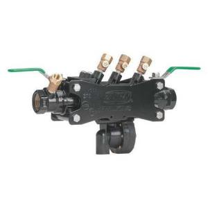 2″ 375XL Reduced Pressure Principle Backflow Preventer with black fusion epoxy coating