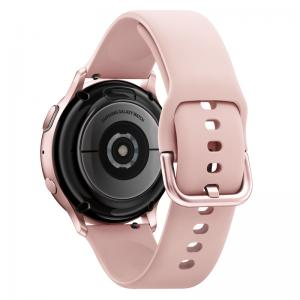 SAMSUNG Galaxy Watch Active 2 Aluminum Smart Watch (40mm) – Pink Gold – SM-R830NZDAXAR