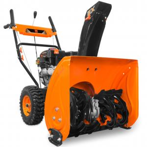 WEN 24-Inch 212cc Two-Stage Self-Propelled Gas-Powered Snow Blower with Electric Start