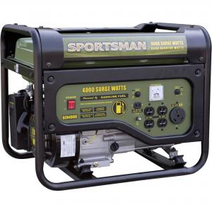 Sportsman Gasoline 4000W Portable Generator, CARB Approved