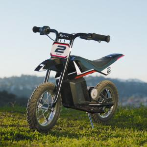 Razor Miniature Dirt Rocket MX125 Electric-Powered Dirt Bike – Recommended For Ages 7+ and Riders between 40 and 80 lbs