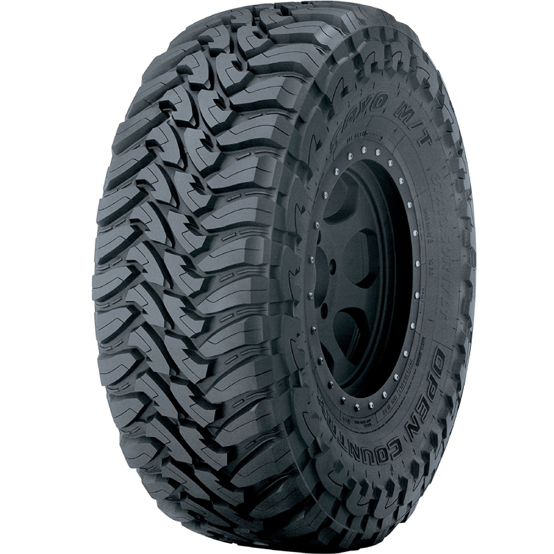 Toyo open country m/t lt285/70r17 121p e (10 ply) bw